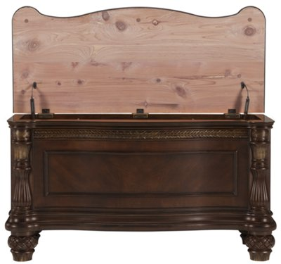 Wood Blanket Box Tradewinds Dark Tone Wood Blanket Chest Bedroom Chests City