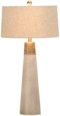 Rowan Beige Table Lamp