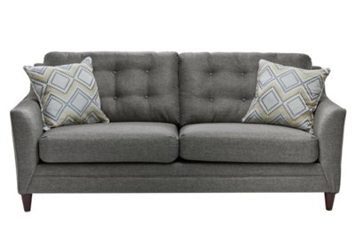 Jensen Sofa Bed Next Jensen Dark Gray Fabric Sofa