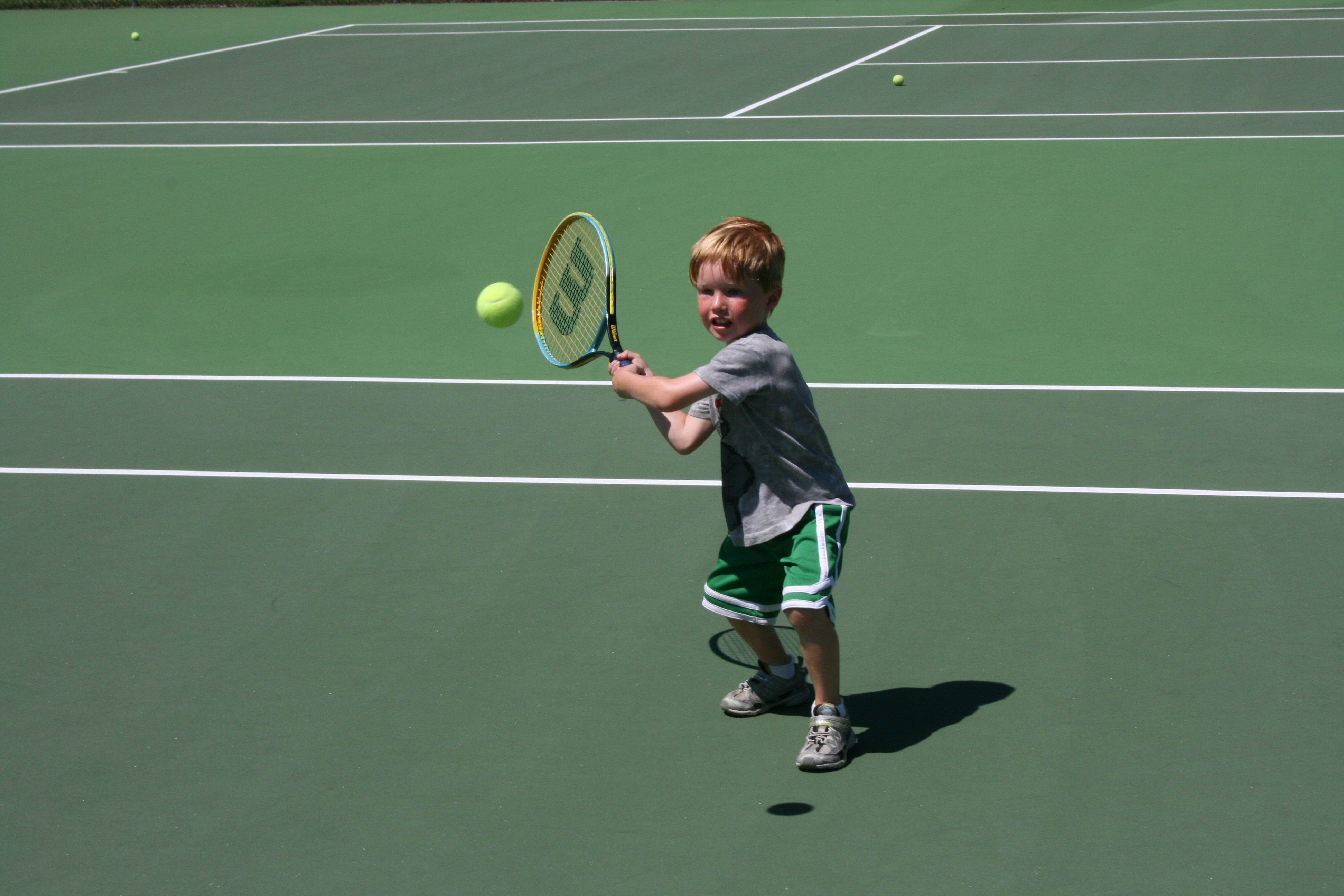 Tennis For Toddlers Soundview Sports Camp Adds Program For Toddlers Nymetroparents