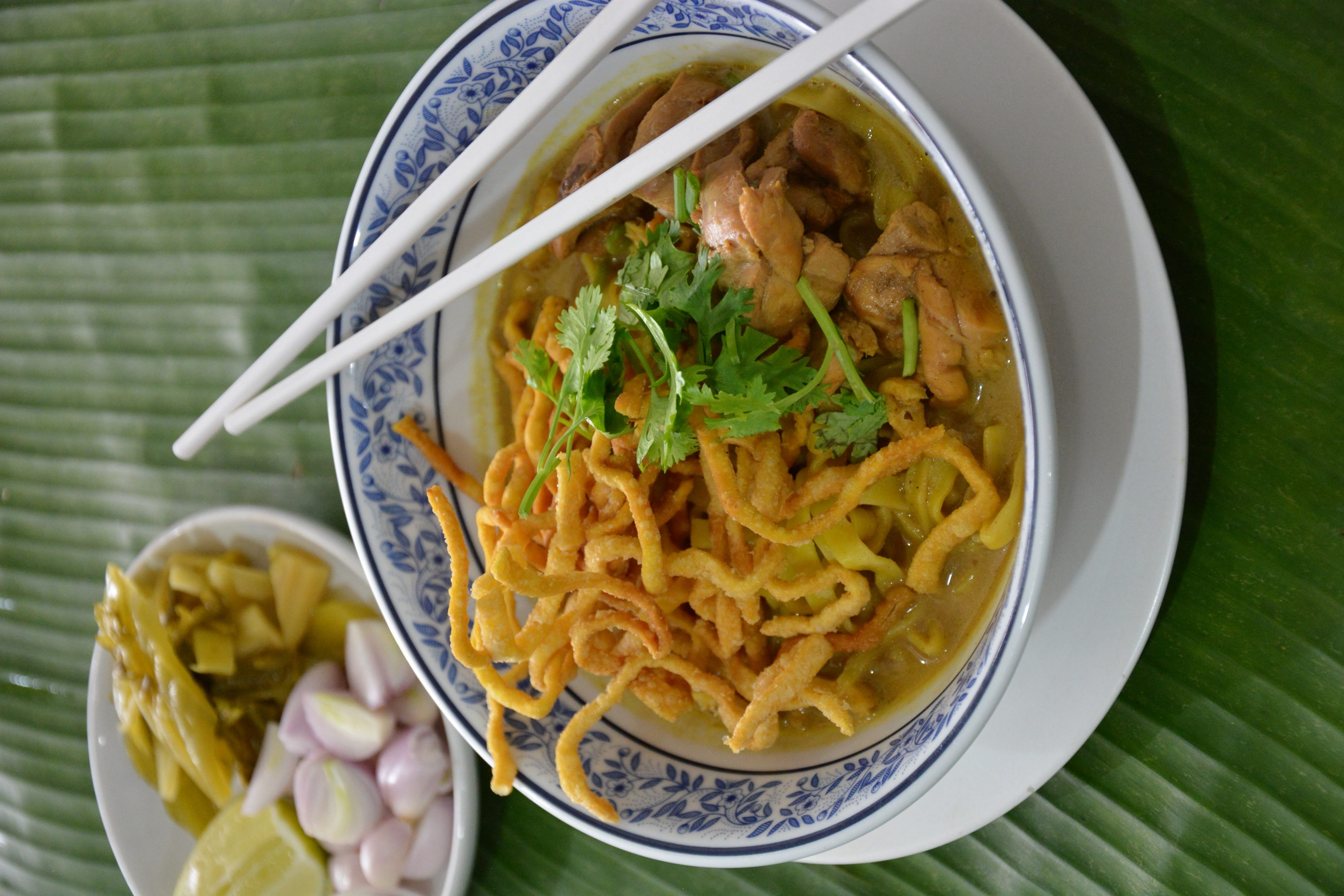 Soi So The Owner Of Dairy Boutique Yoghurts Take Spoon Fork To Khao Soi