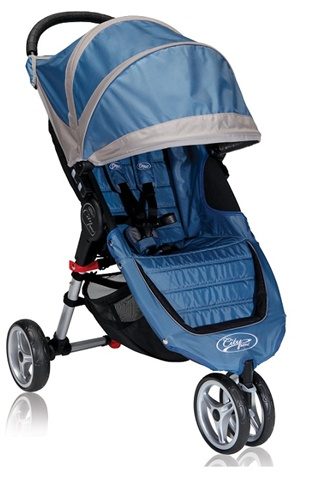 Baby Jogger Summit X3 Stroller City Mini Single Stroller By Baby Jogger 2013 In Blue