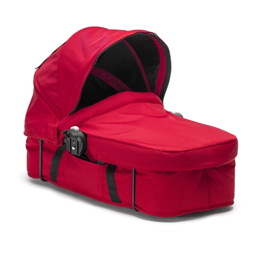 Baby Jogger Summit X3 Stroller City Select Bassinet In Ruby Red For City Select Stroller