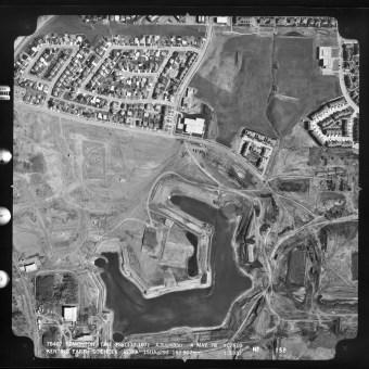 EA-800, City of Edmonton Archives. 1978, line 28, shot 158. Kenting Earth Sciences.