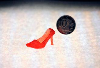 Hardcotton_Elemental_3D_Prints_Shoe_Scale