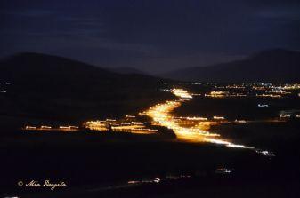 Tuggeranony Pkwy - Friday Evening Rush Hour