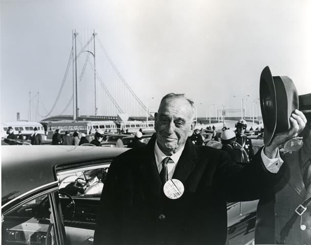 Robert Moses, great optimizer. Credit: Metropolitan Transportation Authority, Flickr