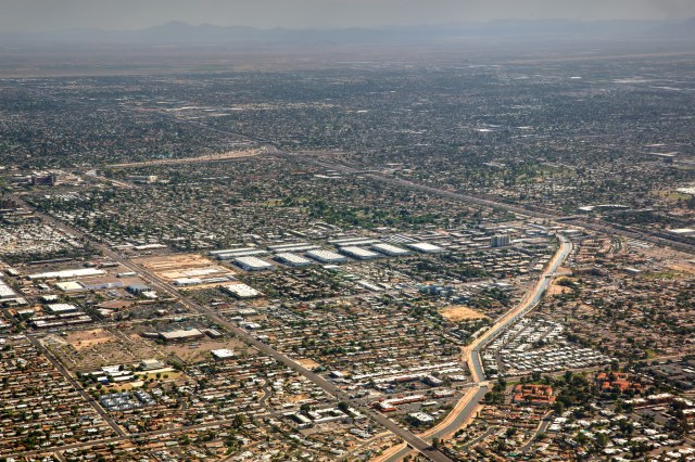 Phoenix: land of benevolent developers? Credit: Lee Ruk, Flickr
