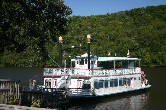 Wedding Cerimonies Paddle Wheel Riverboat – Oregon, Illinois