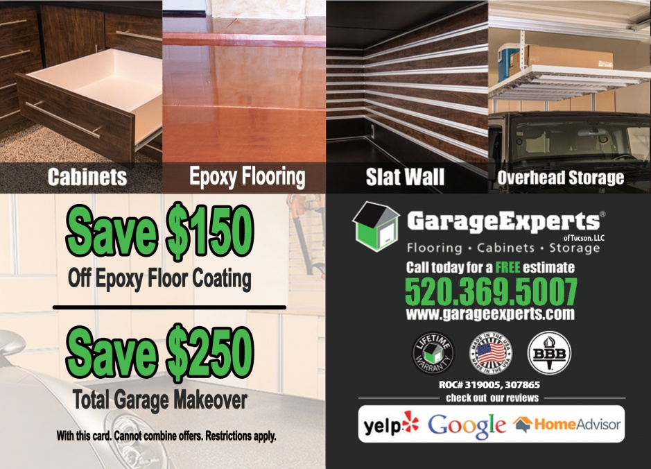 Garage Experts Epoxy Floor Garage Experts