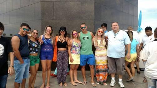 Guia de turismo no Rio de Janeiro