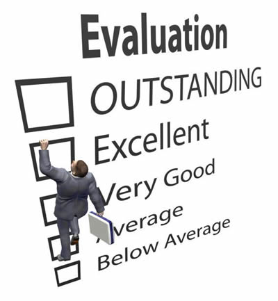 Every when Should Employee Evaluations Should Be Done? City Wide - conduct employee evaluations