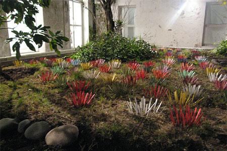 Jardín compartido