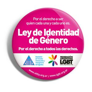 09. Argentina: Da sus primeros pasos el proyecto de ley de identidad de género