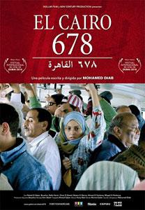 18. El Cairo 678: Película denuncia el acoso sexual en la sociedad egipcia