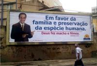 18. Brasil: Ministério Público Federal condena Silas Lima Malafaia e TV Bandeirantes por comentários homofóbicos em programa evangélico