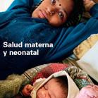 07. La brecha entre los países pobres y ricos en la salud materna y neonatal