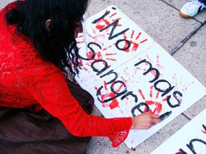 07. Perú: Archivan proyecto para penalizar el feminicidio en el Perú