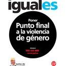 """08. España: Campaña """"Iguales"""" contra la violencia de género"""