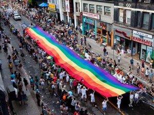 """18. Perú: """"Igualdad y no migajas """" fue el lema de la marcha LGTBI 2014"""