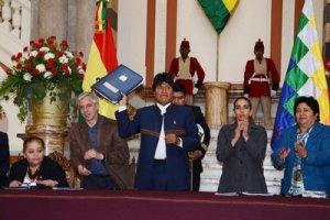 08. Bolivia: Se promulgó Ley contra Violencia de género