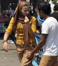 17. Egipto: La agresión sexual como represión política, el caso de las mujeres en Plaza Tahrir
