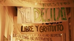 25. Argentina: Exposición mantiene vivo el debate sobre el aborto