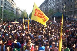 06. Chile y Uruguay: Multitudinarias marchas del orgullo LGTB