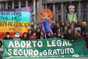 "10. Argentina: Mujeres ""idiotas o dementes"" únicas con derecho a abortar"