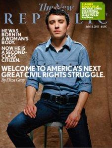 20. EE.UU.: Histórica revista política reconoce lucha por derechos transexuales/transgéneros