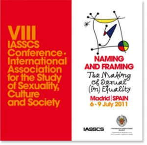 01. España: VIII Conferencia de IASSCS: La sexualidad desde las ciencias sociales y humanas