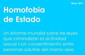 11. ILGA publicó su Informe Mundial sobre Homofobia de Estado 2011
