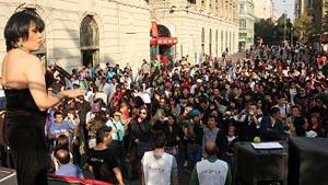 17. Chile: Más de seis mil personas exigieron igualdad de derechos para la diversidad sexual