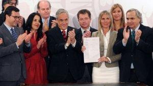 """01. Chile: Se promulga Ley """"Zamudio"""" por amplia mayoría"""