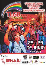 03. Perú: La Secretaría Nacional de la Juventud organizó el I Encuentro Nacional de Jóvenes TLGB