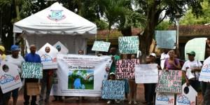 Familias de Boca Chica denuncian desalojo