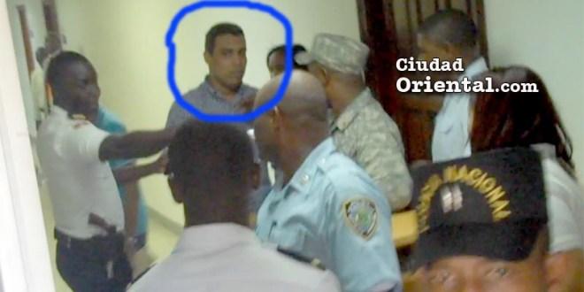 Un condenado a 20 años por homicidio agrede al periodista Julio Benzant