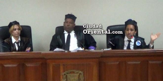 Tribunal distribuye 115 años de prisión entre implicados Caso Dican