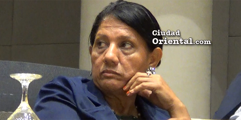 La regidora Milagros Segura que denunció secuestro va a primera sesión