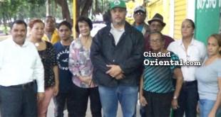 Miembros y dirigentes de las Juntas de Vecinos El Trángulo y El Rosal