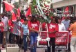 Movimiento Caamañista practica democracia de calle
