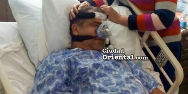 El general Pércival será operado por dos coágulos cerebrales