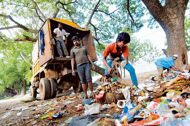 Solid Waste Management In India CivilDigital - waste management ppt