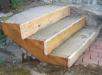 Build Concrete Steps - Step by Step Guide