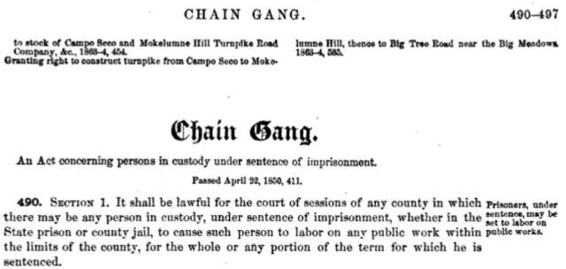 Chain gang 01