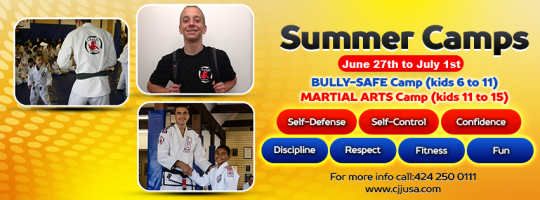 Caique Gracie Brazilian Jiu Jitsu martial arts Summer Camp 2016