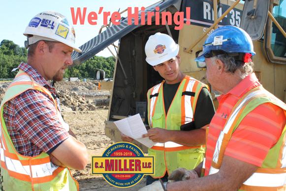 Do You Like Where You Work? Visit the CJ Miller Job Fair CJ