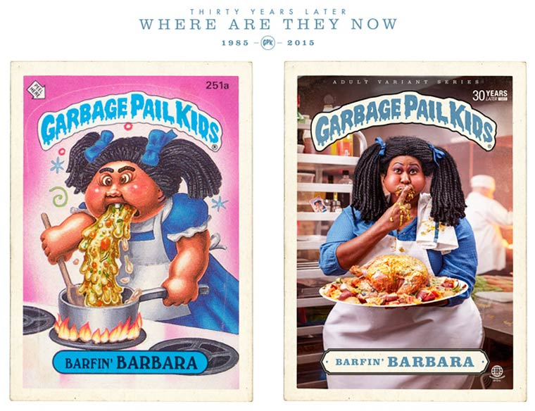 Garbage Pail Kids 2