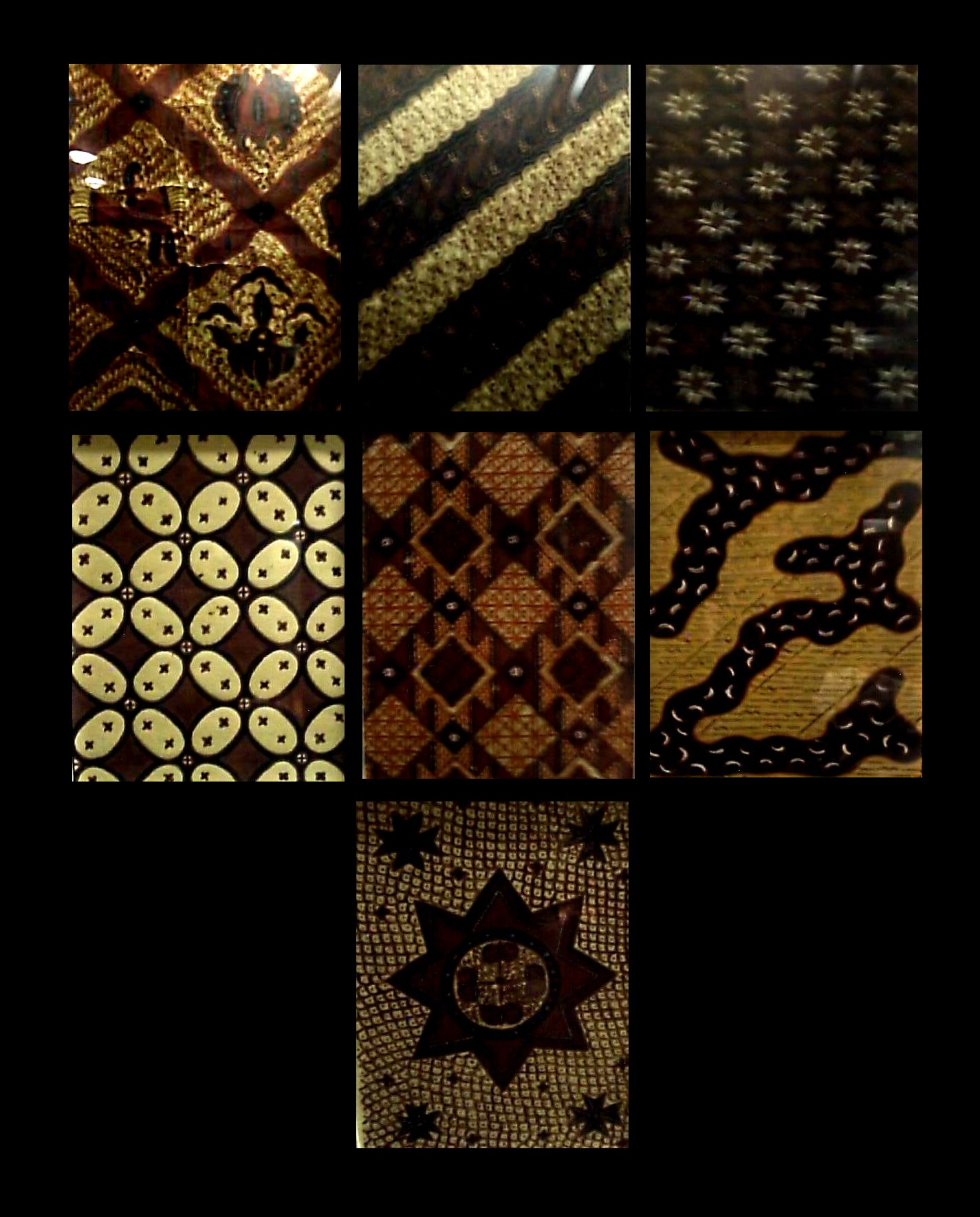 Gambar Lagi Bingung Batik: Geometric Motif – Inovation For Us