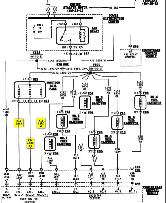 flyback driver circuit diagram
